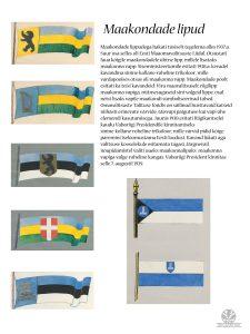 Maakondade lipud ja vapid