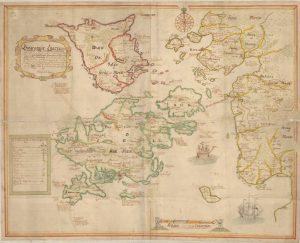 Lääne-, Saare- ja Hiiumaa (1708)
