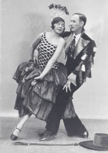 """Teatri """"Estonia"""" tantsija Robert Rood"""