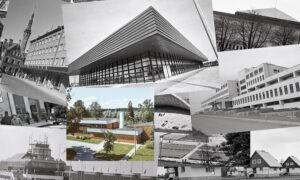 UUS! Sissevaade Eesti 20. sajandi arhitektuuri
